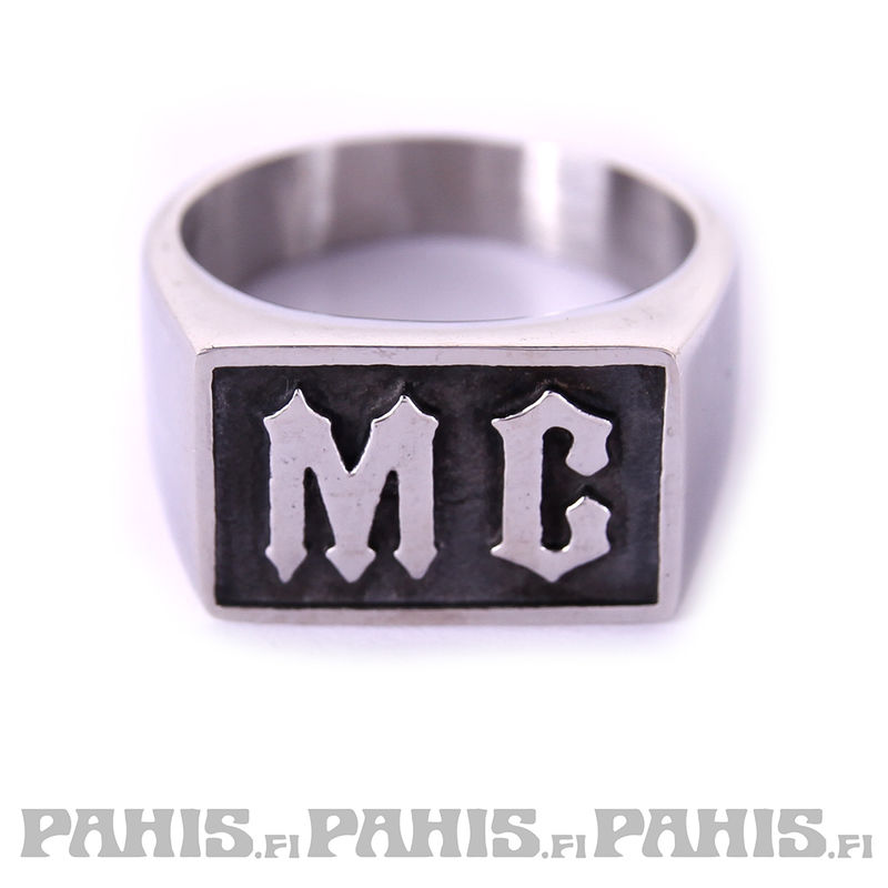 Steel ring - MC