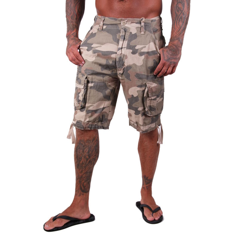 Brandit Urban Legend - Shorts, light woodland