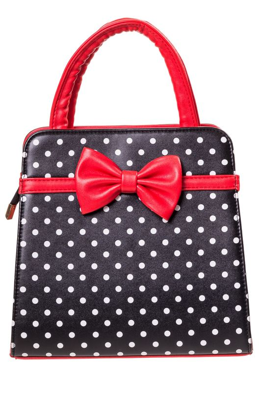 Banned Carla - Bag, red