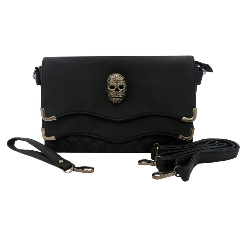 Gothx Diamond Skull  - Clutch