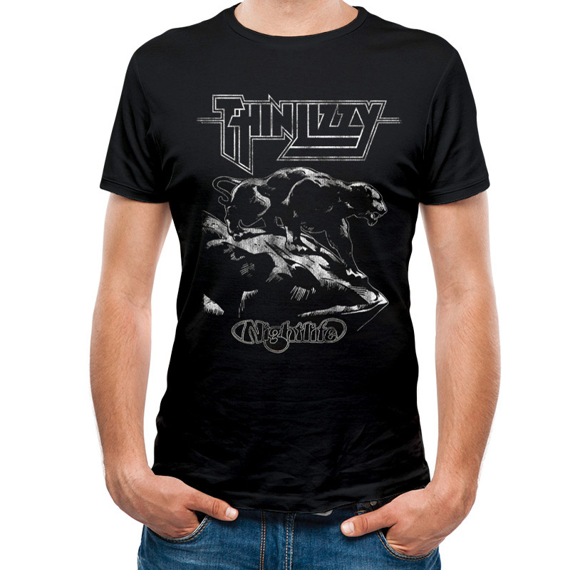 Thin Lizzy Nightlife - T-shirt