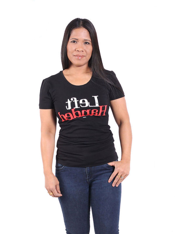 Left Handed - Lady Fit T-Shirt