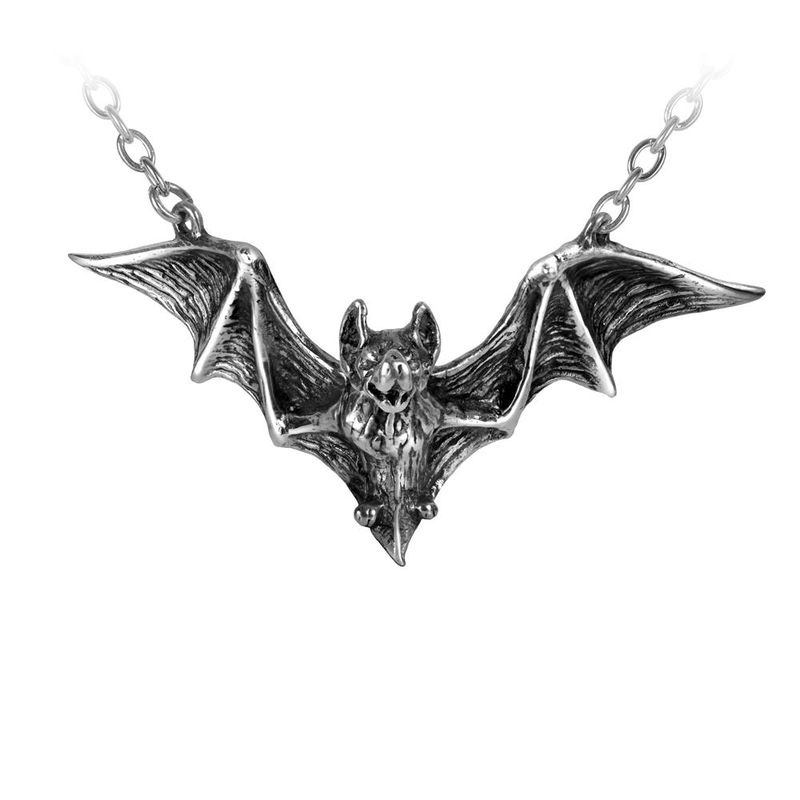 Alchemy Gothic Om Strygia - Necklace
