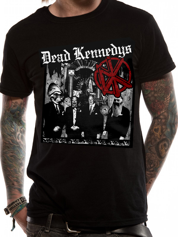 Dead Kennedys Tour - T-shirt
