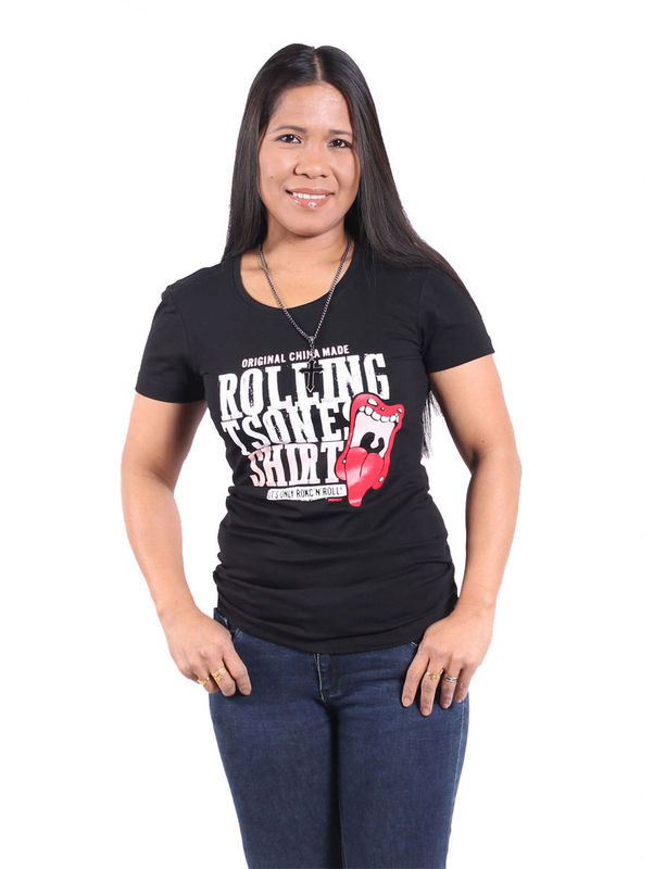 Rolling Tsones - Lady Fit T-Shirt