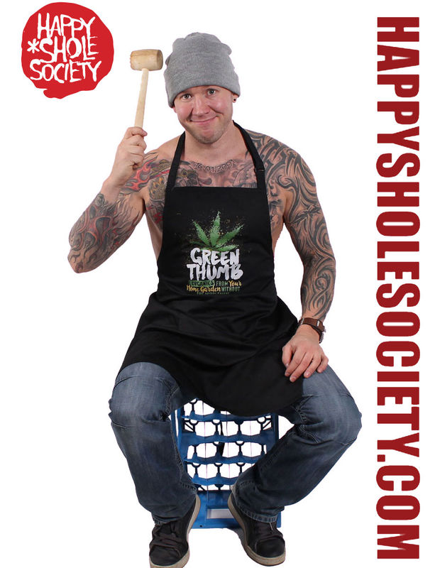 Green Thumb-Apron
