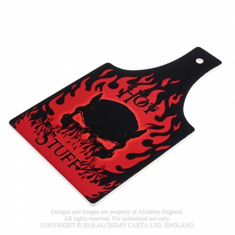 Alchemy Gothic Hot Stuff - Trivet
