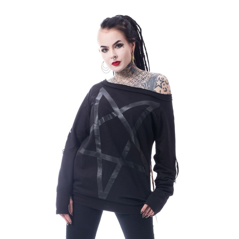Heartless Internal Star - Long sleeve top