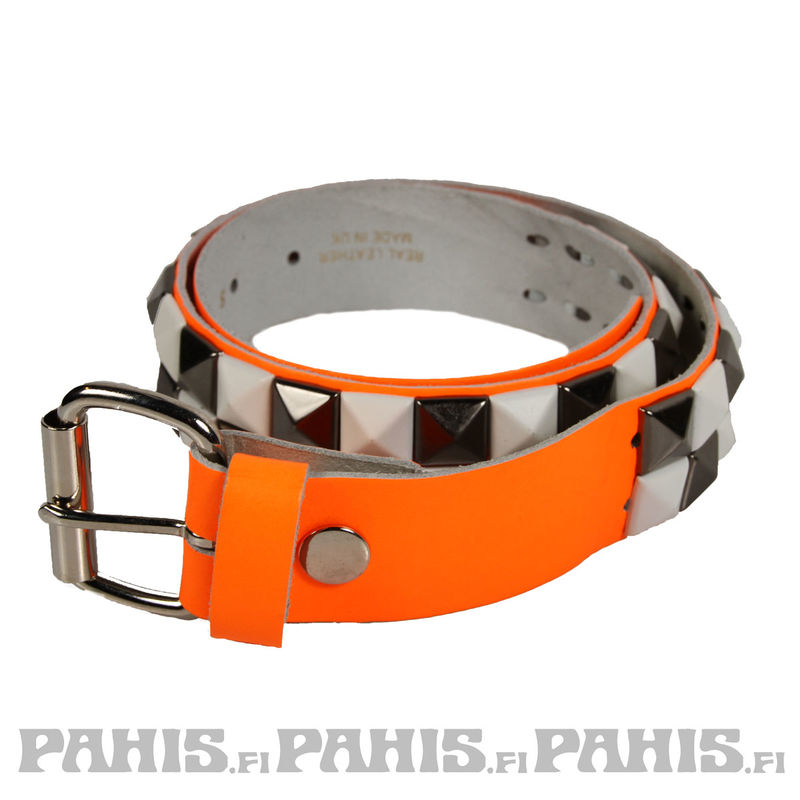 Bullet69 - Rivet belt, orange
